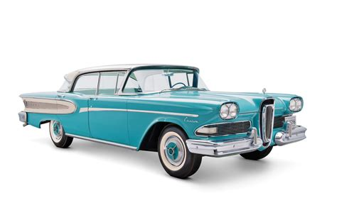 Affordable Classic: 1958 Edsel Full Lineup - Motor Trend ...