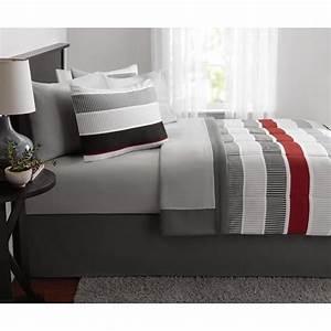 Mainstays, Solid, 8, Piece, Bed, In, A, Bag, Bedding, Set, U2013, Hanaposy