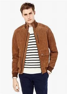 Veste En Daim Homme : blousons en cuir les 12 plus belles vestes en cuir homme ~ Nature-et-papiers.com Idées de Décoration