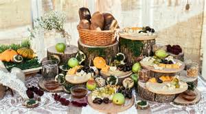buffet froid mariage 12 idées pour un joli buffet de mariage fait maison mon mariage pas cher