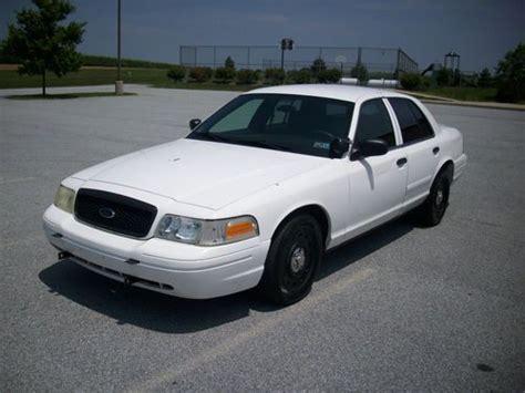 find   ford crown victoria police interceptor