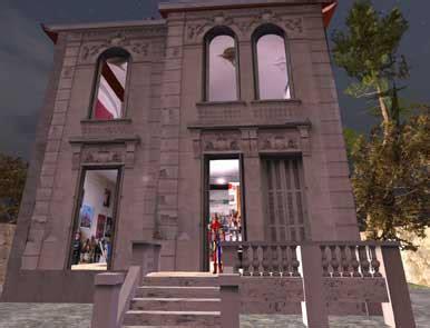 centre de recherche et laboratoire virtuel intelligence artificielle reality avatar