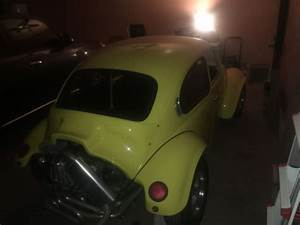 1971 Vw Super Beetle Baja Styling Restored All New Int And