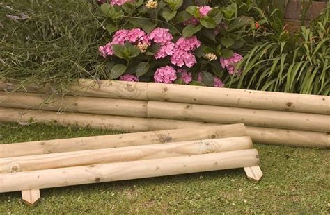 wood flower bed border google search ahh summer wood