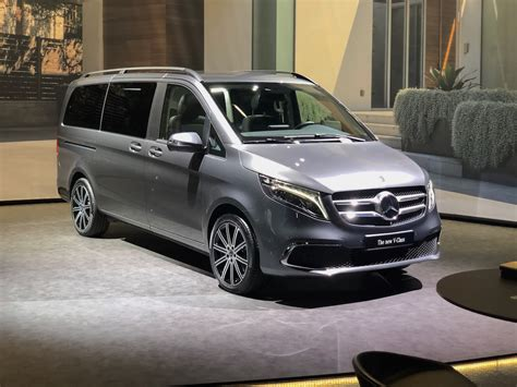 mercedes  klasse und marco polo facelift  autogefuehl