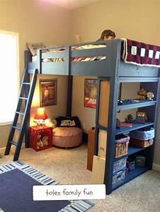 Built In Loft Bed Designs Built In Bunk Bed Designs