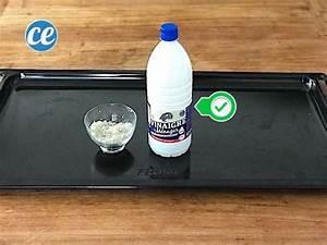 Nettoyer Une Plaque Vitrocéramique : 4 astuces spectaculaires pour nettoyer les plaques de four ~ Melissatoandfro.com Idées de Décoration
