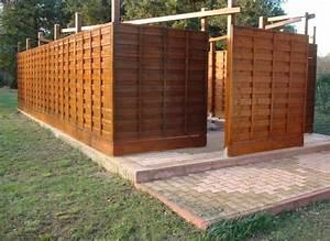 Brico Depot Brise Vue : brise vue en bois brico d p t ~ Dailycaller-alerts.com Idées de Décoration