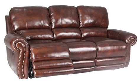reclining sofa reviews power reclining leather
