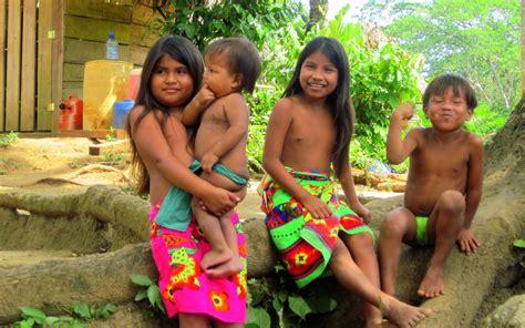 embera tribe girl nude image 4 fap