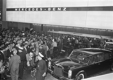 Mercedes-benz Premieres At The Frankfurt Auto Show Over