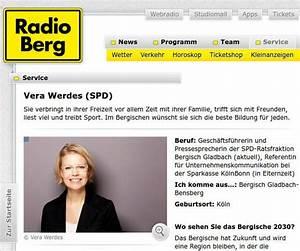 Radio Berg Rechnung Einschicken : vera werdes bei radio berg spd bergisch gladbach ~ Themetempest.com Abrechnung