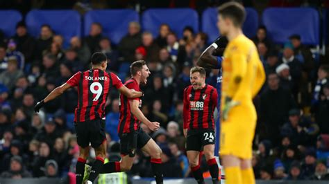 Chelsea Vs Bournemouth Results
