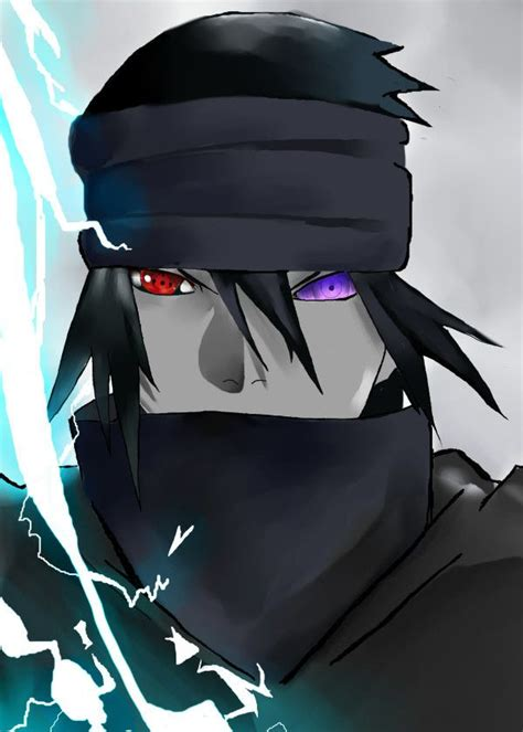 displate poster sasuke uchiha naruto sasuke sharingan