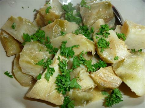 cuisiner fond d artichaut fond d 39 artichaut au citron la cuisine de marla