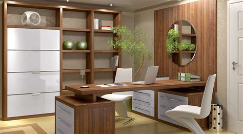 Custom Home Office Design   Reface Scotland