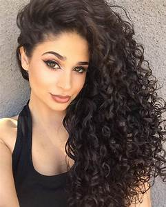 20 Hairstyles and Haircuts for Curly Hair: Curliness Is ...