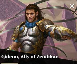 Gideon, Ally of Zendikar: Official Thread — D3 Go! Forums