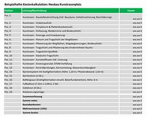 Altbausanierung Kosten Tabelle : was kostet ihre sportst tte sportst ttenrechner ~ Michelbontemps.com Haus und Dekorationen