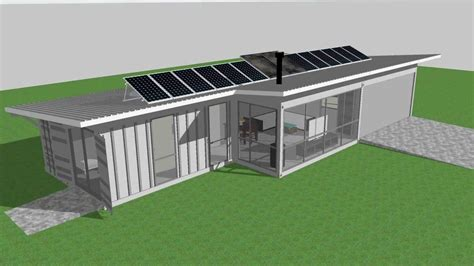 shed style house isbu aussie bush retreat shipping container house