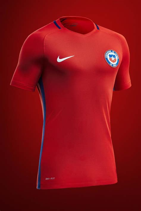 Chile 2016 Nike Home Football Shirt | 16/17 Kits ...