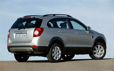 Chevrolet Captiva Picture by 2006 Chevrolet Captiva Pictures Information And Specs