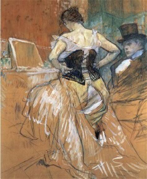 quot femme a la toilette quot 1896 painting by toulouse lautrec comte henri de the dreamstress