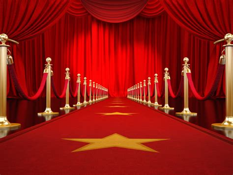 Red Carpet Is Ready For