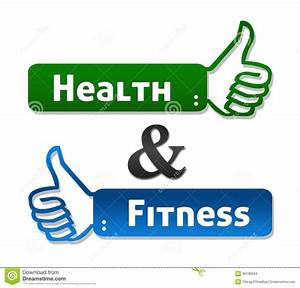 Image Gallery health fitness clip art