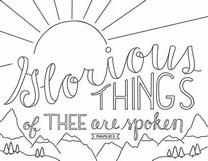 Things Coloring Pages Printable Getcolorings