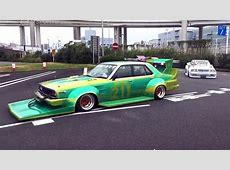 Video Japan's weird modified cars are the weirdest