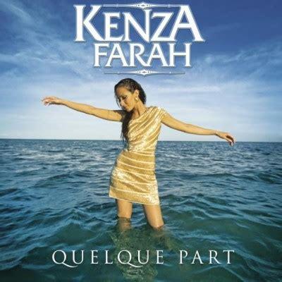 kenza farah quelque part clip officiel