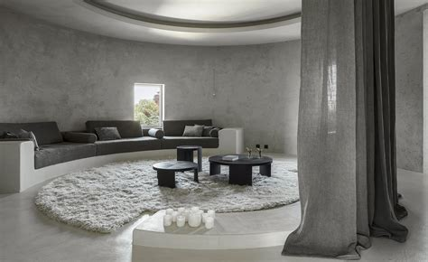 Arjaan De Feyter Designs An Antwerp Apartment In A Silo