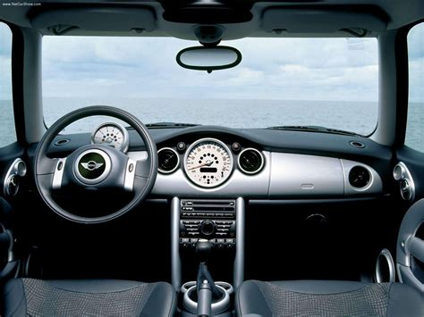 Interieur Mini One by Mini One D 2003 Picture 36 1600x1200