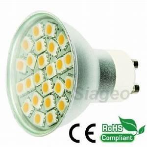 ampoule led siageo ampoule led 220v a 12v spot led With carrelage adhesif salle de bain avec ampoule led gu10 equivalent 50w