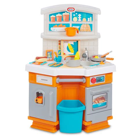 tikes home grown kitchen  educational infant