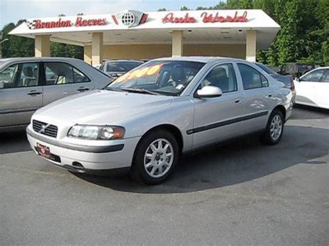 Volvo S60 2001 by 2001 Volvo S60 Start Up Engine And In Depth Tour