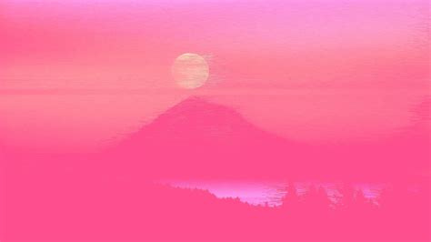 neon aesthetic pink color colored background water no