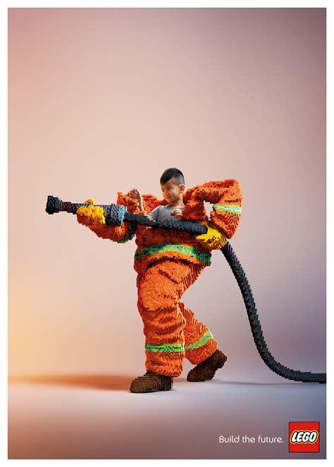 kids build sculptures   dream careers   award winning ads  lego
