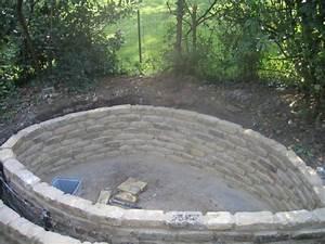 Beton Etanche Pour Bassin. etanch iser un bassin b ton. bassin de ...