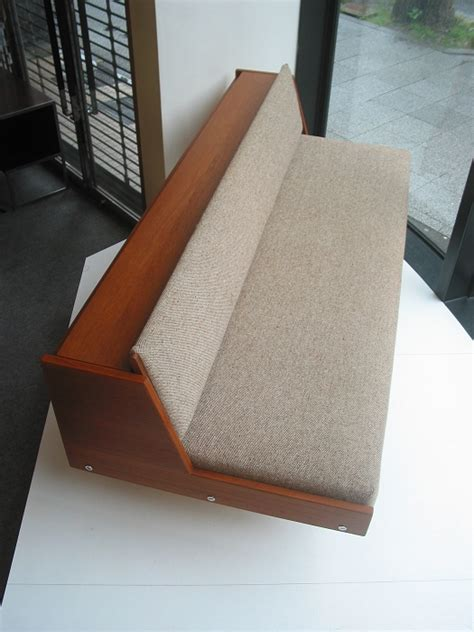 day bed ge258 daybed teak 北欧家具 ダニッシュ デンマーク家具 チーク ローズウッド アンティーク