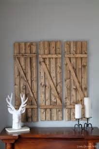 Decorative Driftwood Homes