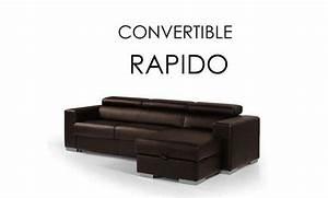 90 canape lit usage quotidien nouveau canap convertible With canapé convertible rapido avec tapis champ de fleurs pas cher
