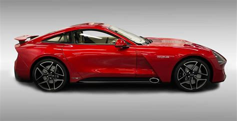 2017 Tvr Griffith Le (launch Edition)