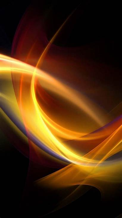 Yellow Abstract Wallpapers Android Iphone