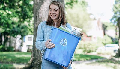 recycling collection services colorado springs  waste