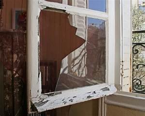 remplacer une vitre cassee sur une ancienne fenetre With carreau vitre