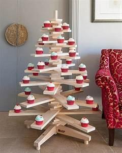 Deko Weihnachtsbaum Holz : 100 ideen f r faszinierende deko aus holz schmuck von der natur ~ Watch28wear.com Haus und Dekorationen