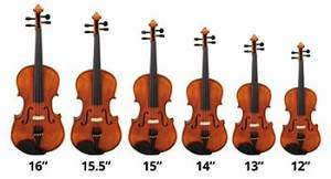 What Size Viola Do I Need Hidersine Orchestral