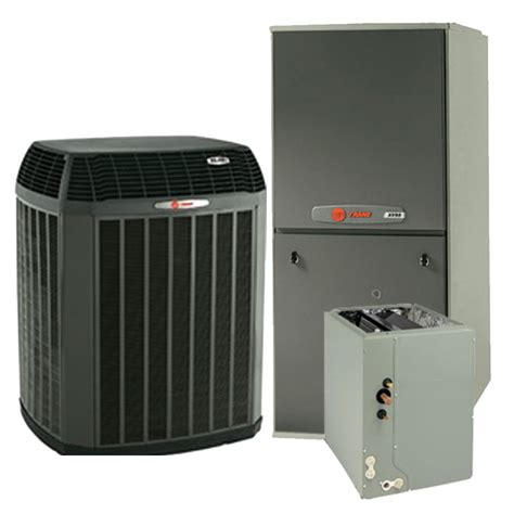 Trane Xl20i 30 Ton Dual Fuel 2 Stage Communicating Heat